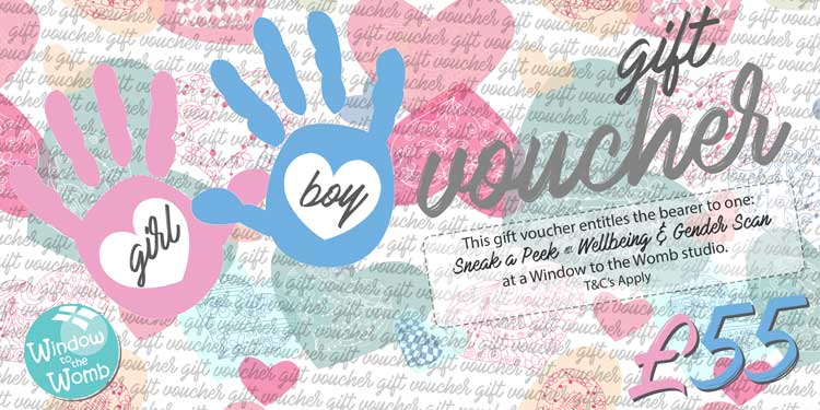 gender baby scan voucher