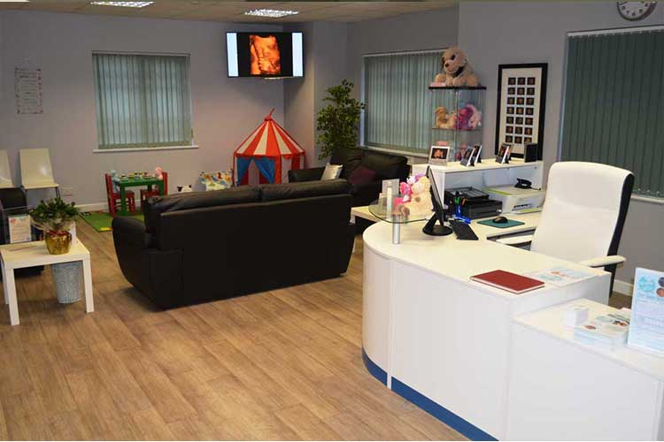 Swansea Baby Scan Clinic Wales