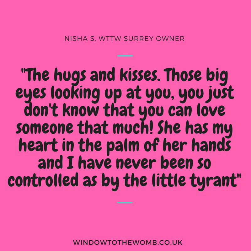 Window to the Womb Mummy