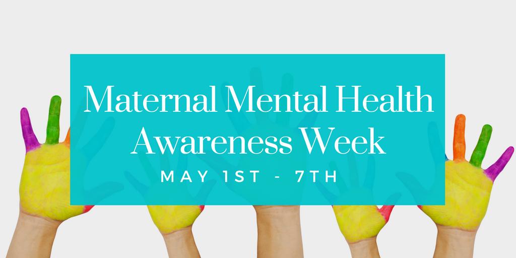 Maternal Mental Healh Awareness Week Window to the Womb