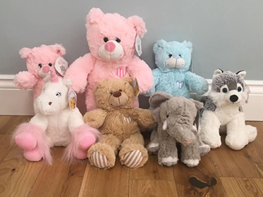 Gender Scan Leicester Heartbeat Bears
