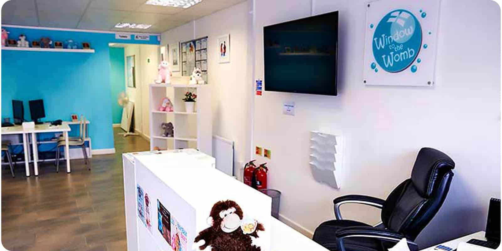 Window to the Womb Reading Baby Scan Clinic in Berkshire