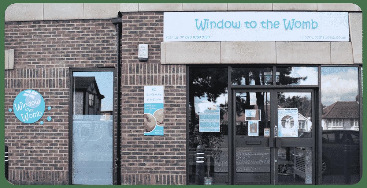 Window to the Womb Bexleyheath East London